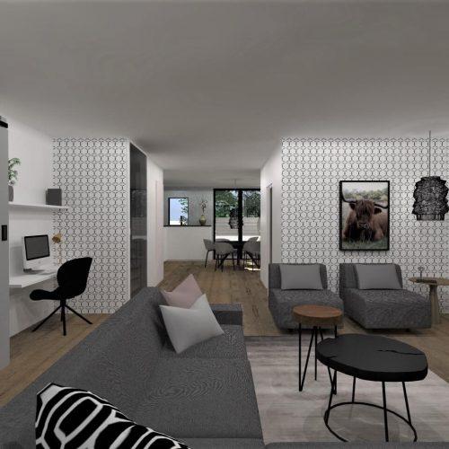 Interieuradvies- Nieuwbouw Villa, 2-onder- 1- kapwoning, Eelde 4