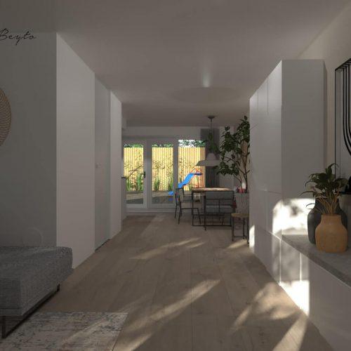 Interieuradvies- Ruime Eengezinswoning, Zuidlaren 4
