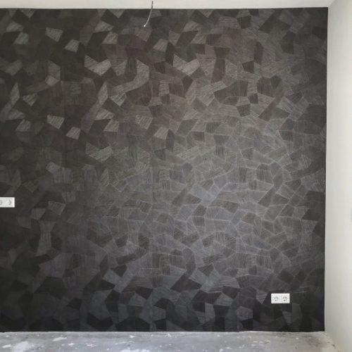 Interieurontwerp Reitdiep behang